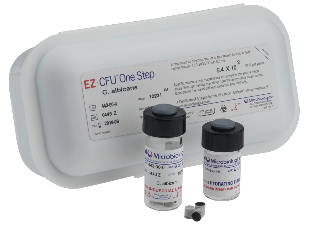 EZ-CFU One Step