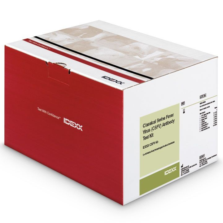 Kit de diagnostic veterinar pentru Pesta Porcina Clasica