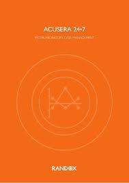 Software online QC cu statistici in timp real ale grupurilor de comparatie - Acusera 24.7